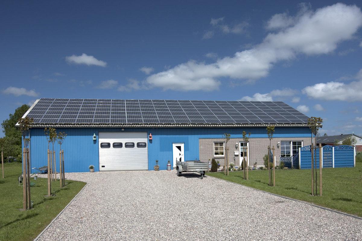 Sharp lance un nouveau module photovoltaïque à haute puissance