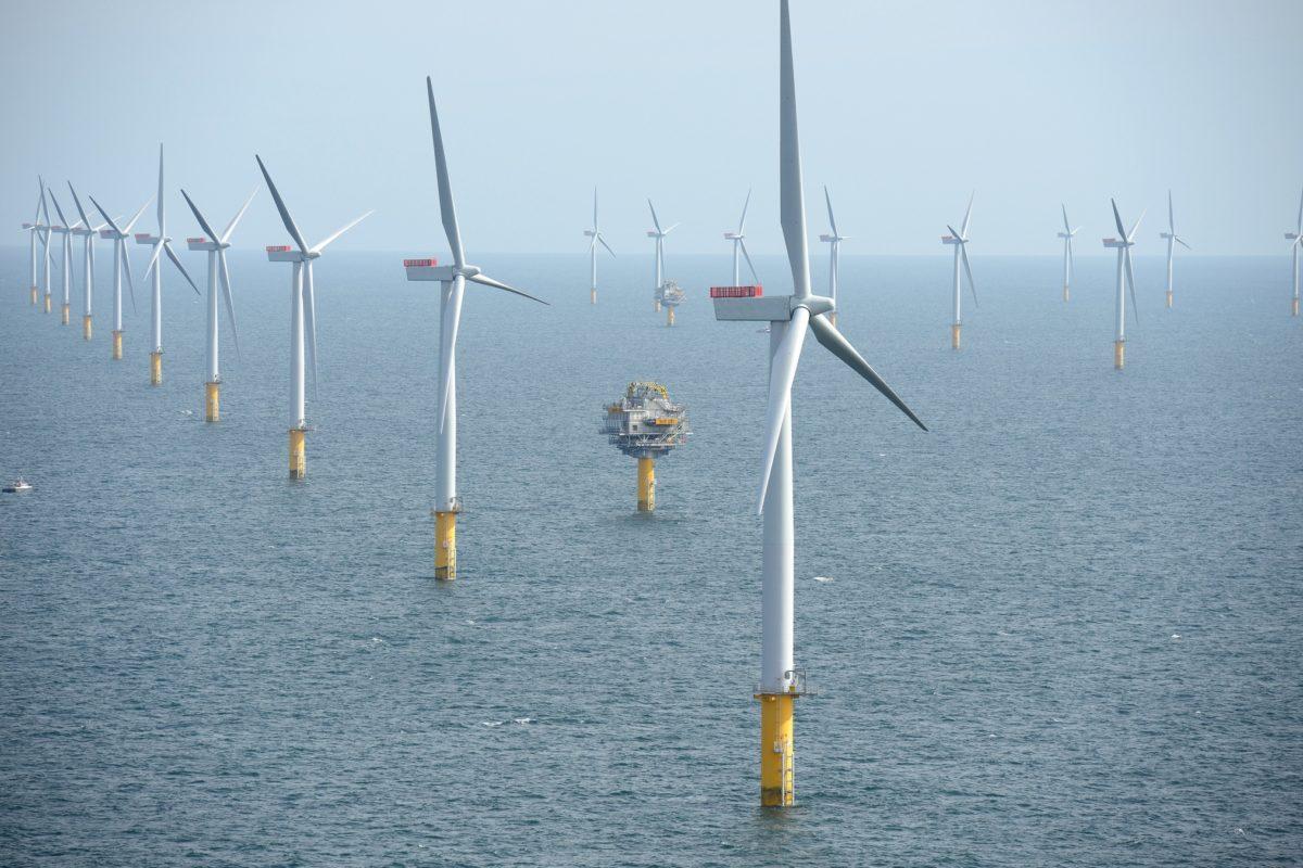 Roulements d'éoliennes offshore: un défi de taille