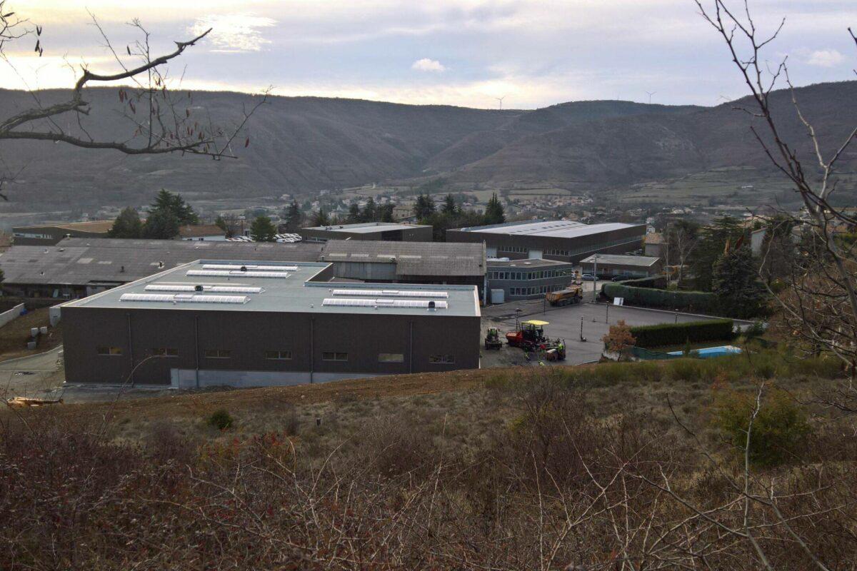 Precia Molen annonce l'extension de son site de production de Veyras