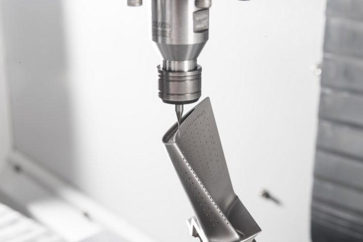 L'usinage ultrasonique à la portée de toute l'industrie