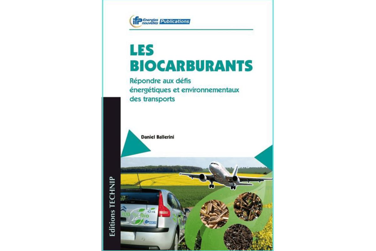 """Le livre du mois: """"Les Biocarburants"""""""