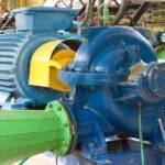 Les pompes centrifuges de cette centrale de cogénération située en Roumanie sont désormais équipées de roulements étanches NSK avec joints DDU et graisse haute température. Photo : Aliaksei Shupeika Dreamstime.
