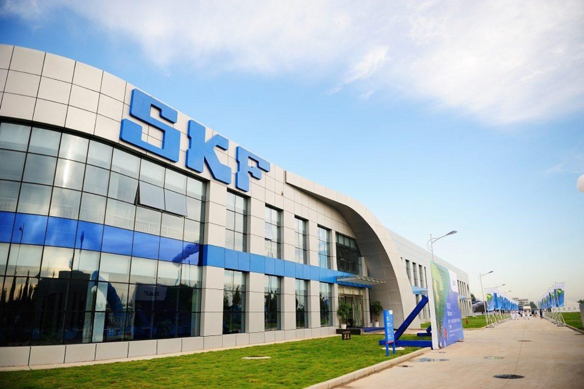 SKF investit en France pour l'automatisation de son outil de production
