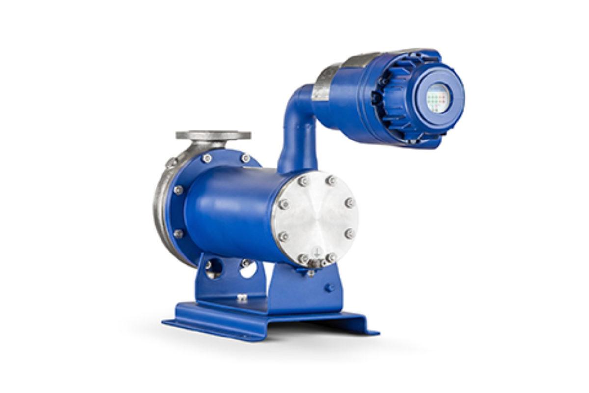 LEWA assure la distribution mondiale des pompes centrifuges à rotor noyé NIKKISO