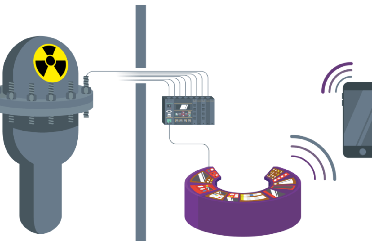 Le concept C-Bolt permet de connecter et surveiller la boulonnerie