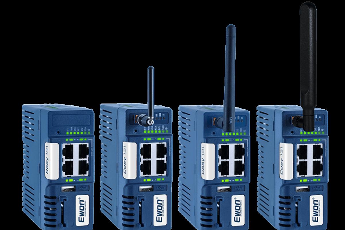 Un routeur VPN de télémaintenance 4G avec notifications directes