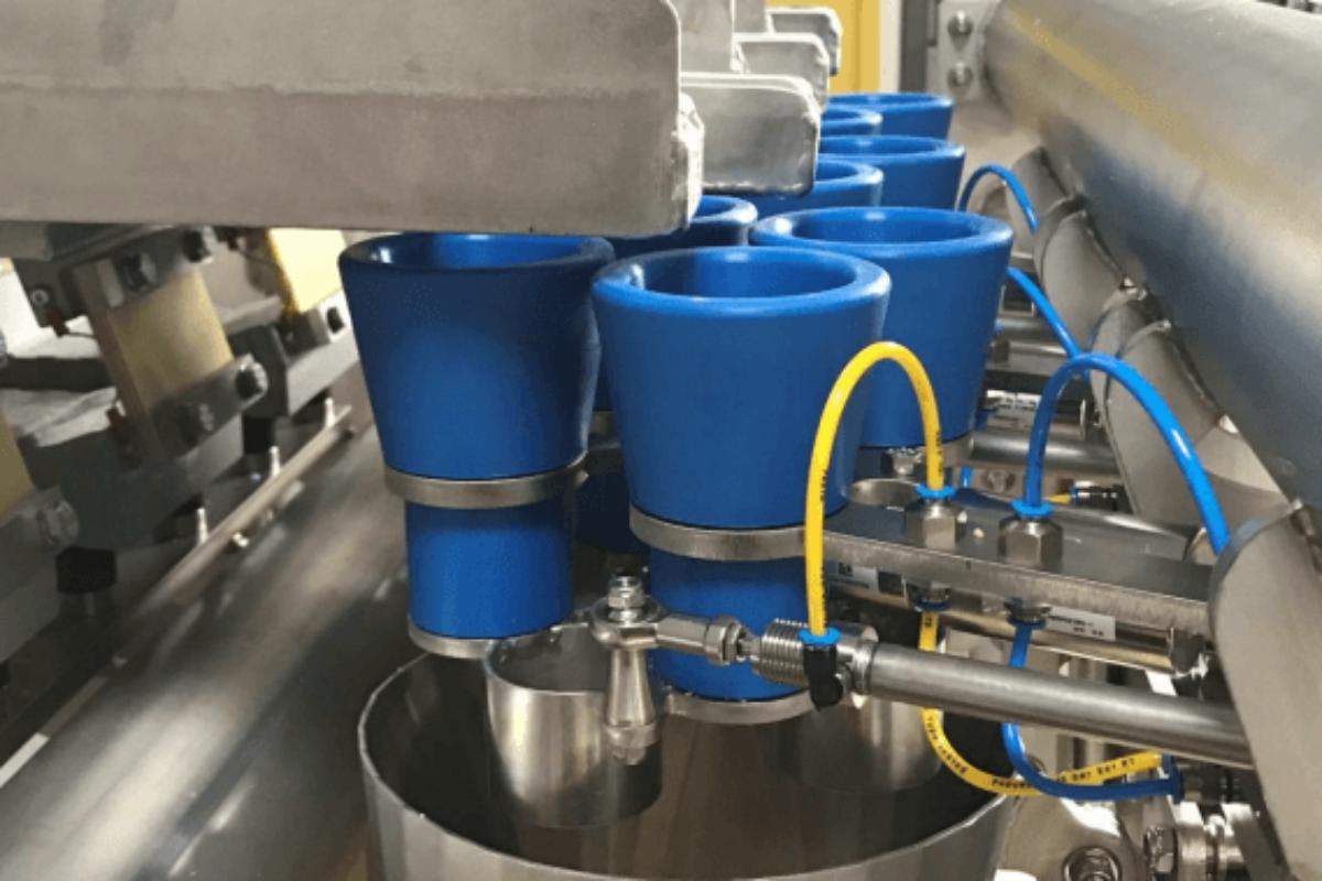 Solution innovante de dosage par pesée pour dépose d'ingrédients par Topping