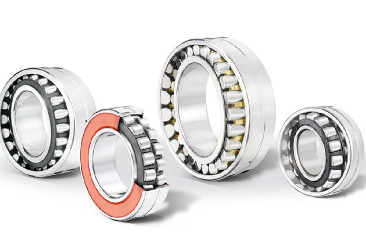 Des roulements à rotule sur rouleaux protégés par déflecteurs métalliques… une innovation!