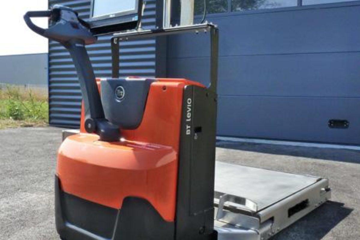 Efficacité en « production »: le chariot mobile peseur ultra précis et intelligent