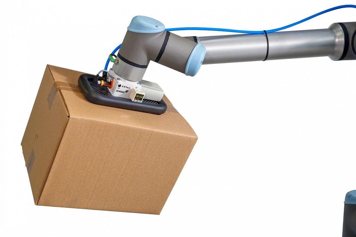 Coval lance des outils de préhension innovants pour cobot