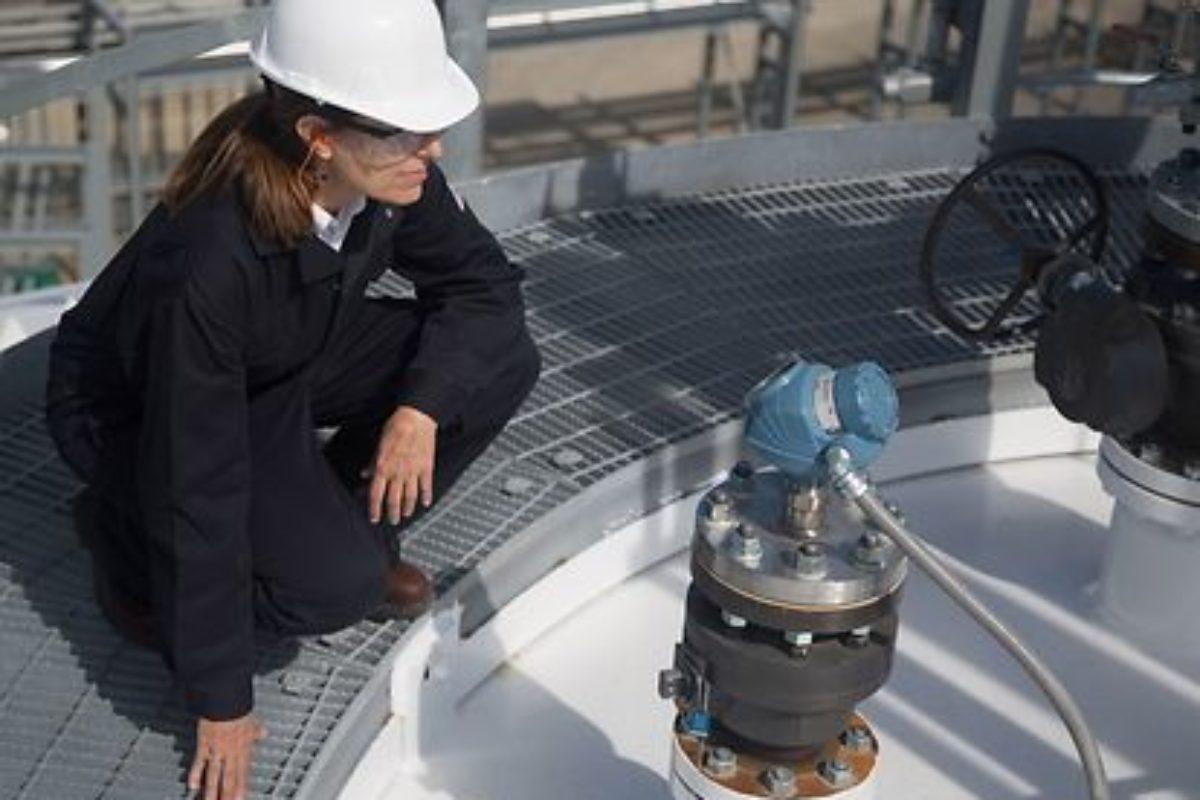 Optimisation des procédés de séparation grâce au radar de mesure de niveau à ondes guidées