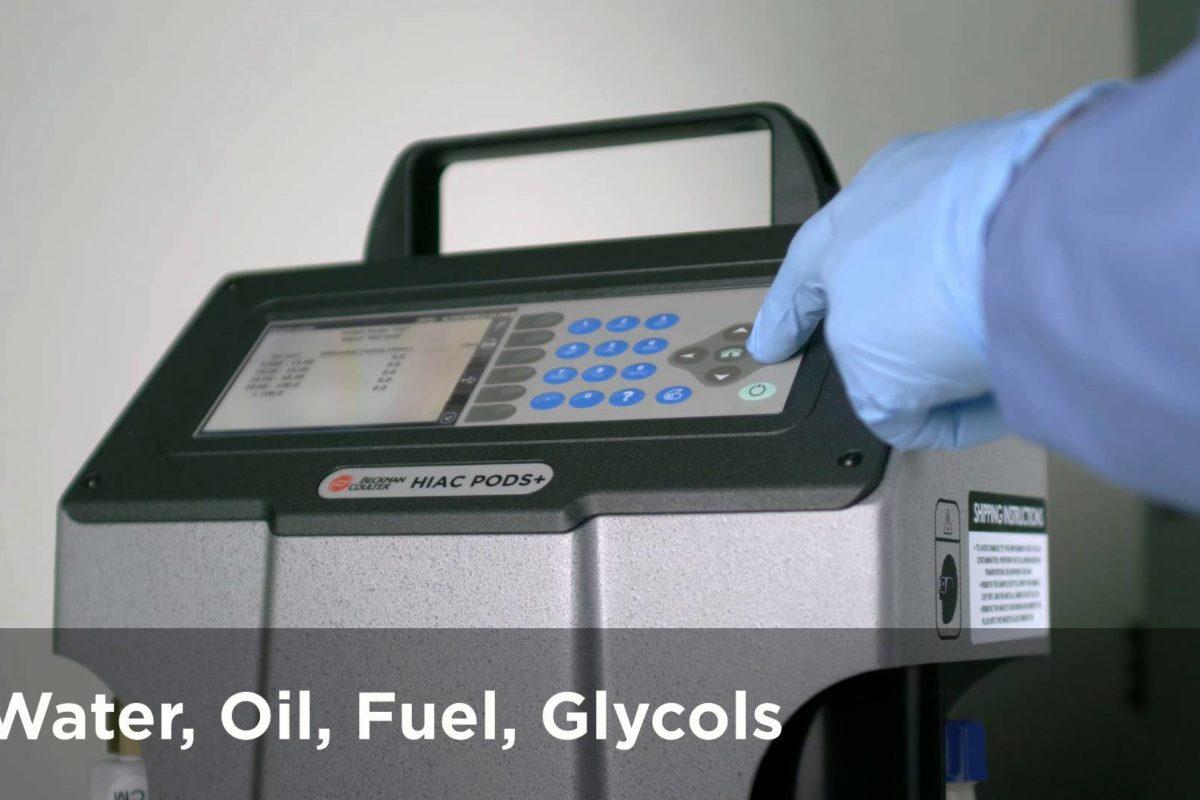 Oléohydraulique et lubrification : le comptage des particules, essentiel pour éviter les casses.