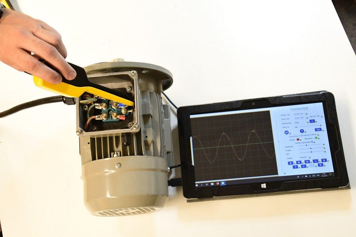 Un outil innovant de détection des anomalies électriques en maintenance