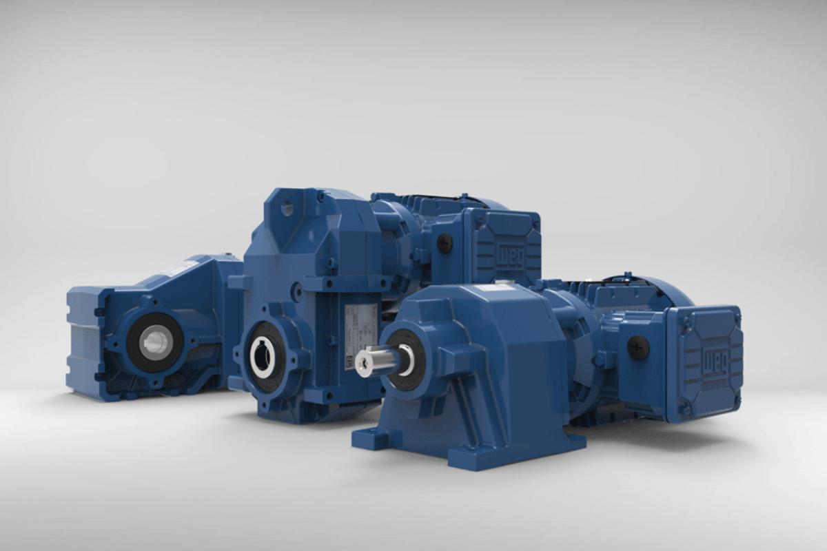 Une gamme de motoréducteurs élargies jusqu'à 18.000 Nm