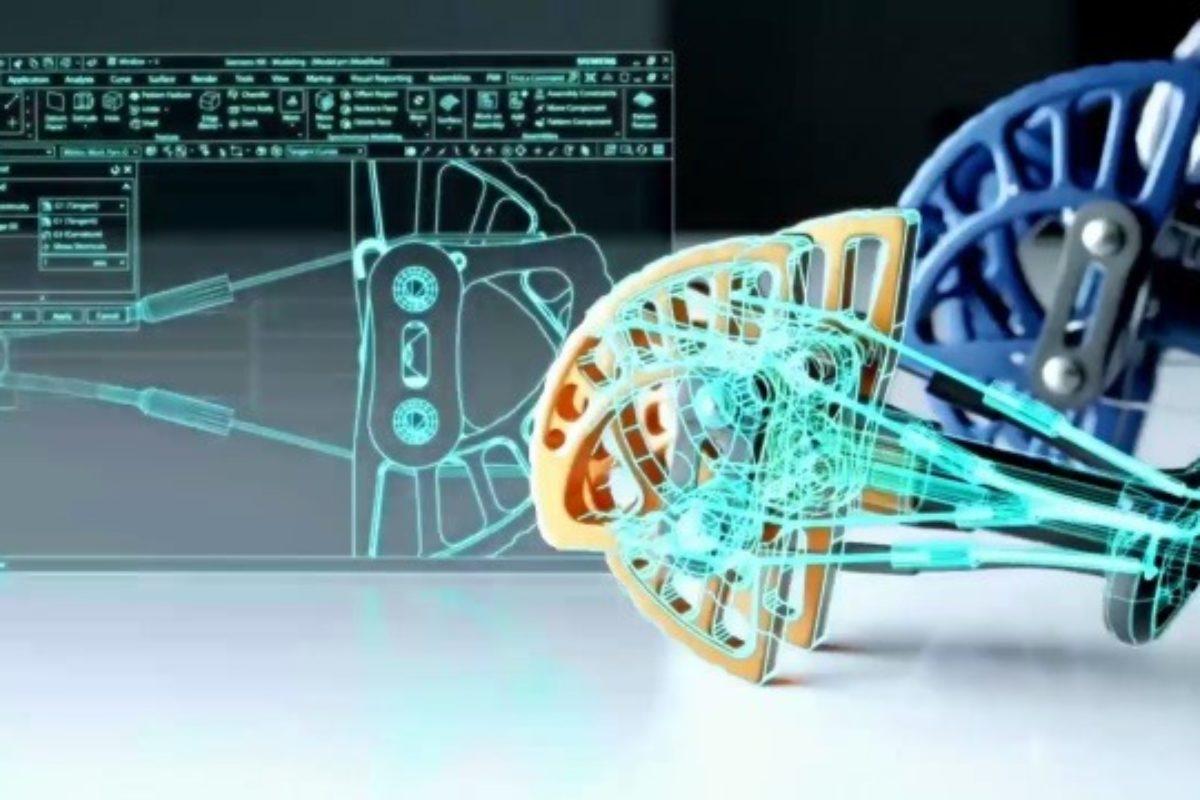 Une technologie de dessin/modélisation CAO industrielle optimisée par Intelligence Artificielle