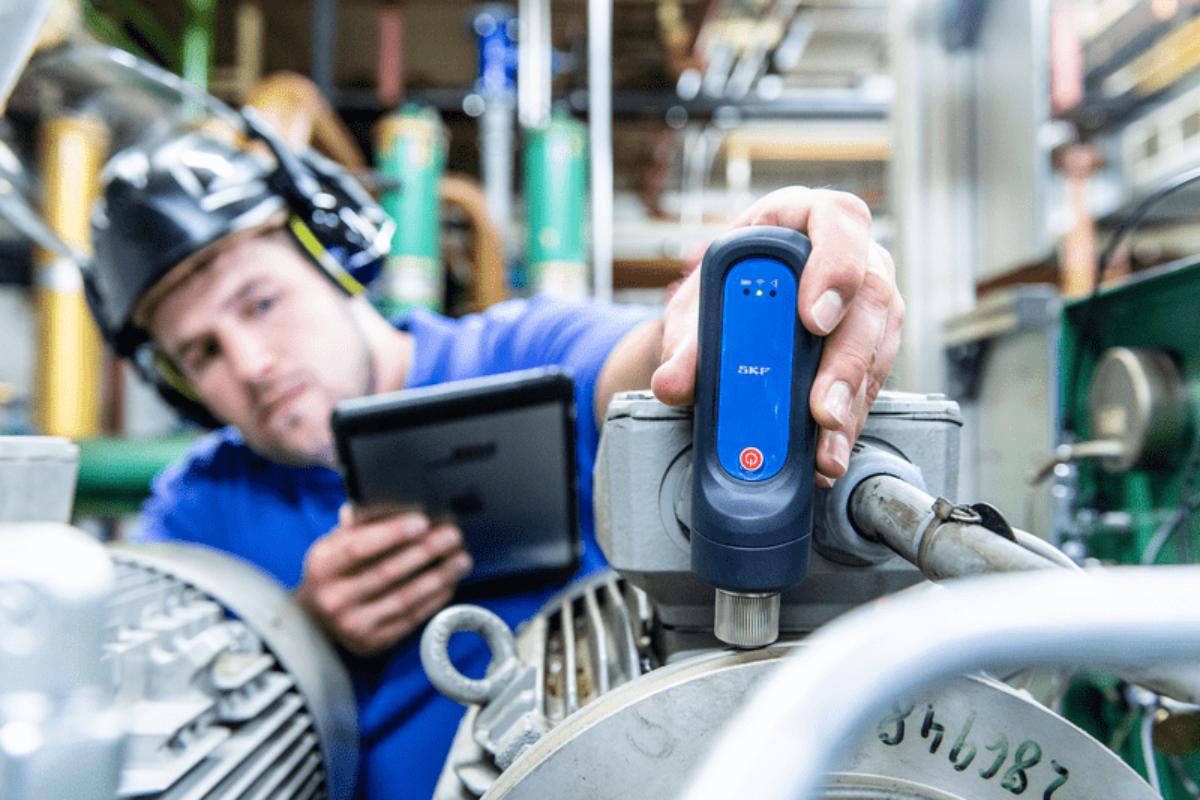 Surveillance vibratoire : Un capteur portatif et une application simple et accessible