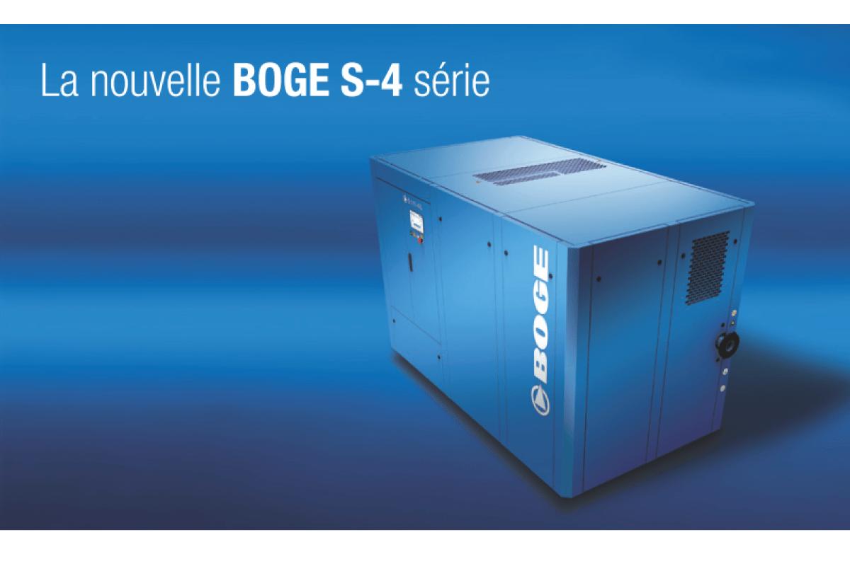 La solution compacte et silencieuse pour la production d'air comprimé sec
