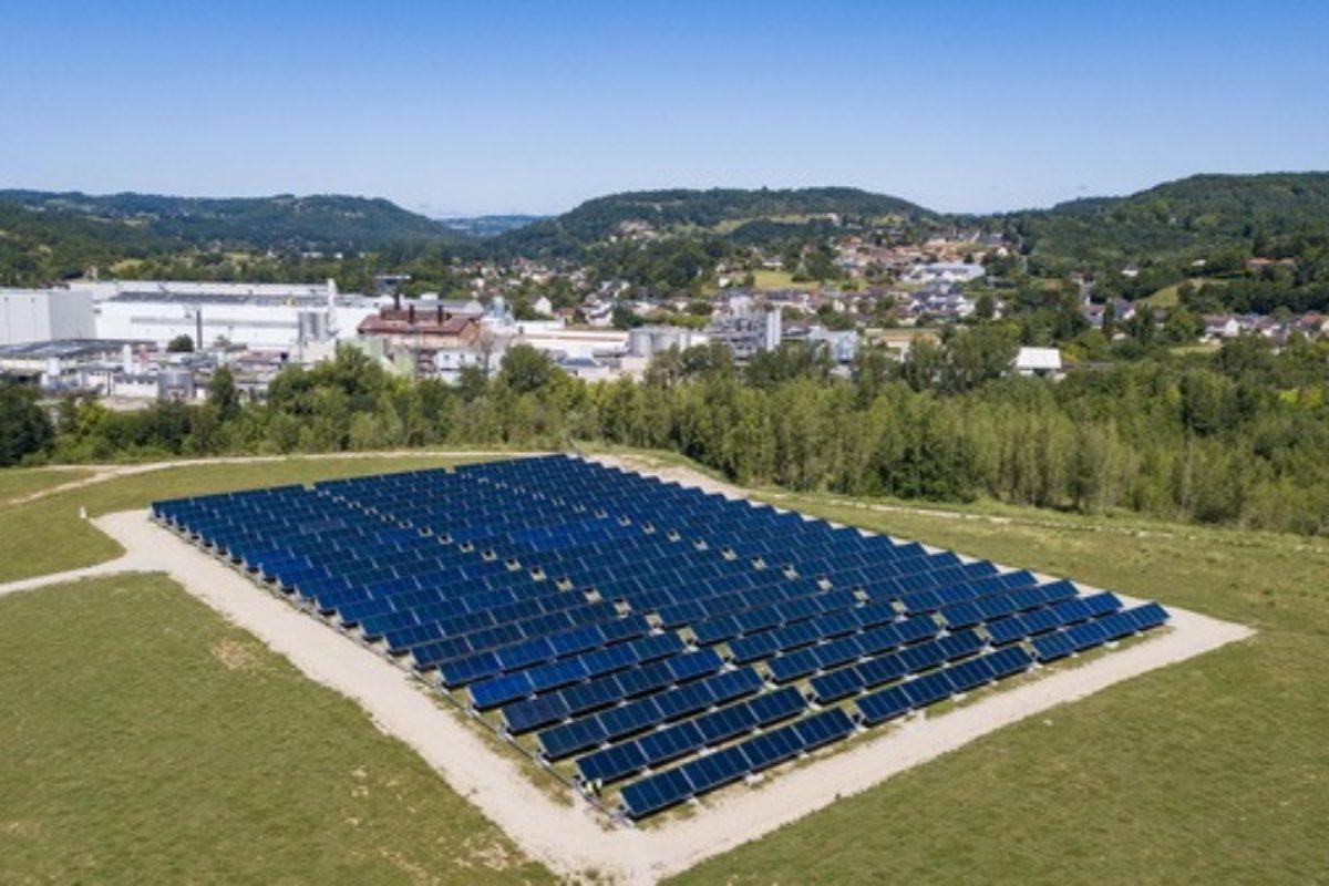 Vapeur en industrie : Économies d'énergie substantielles grâce à cette centrale solaire thermique