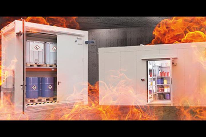 Nouveaux arrêtés concernant le stockage de substances inflammables