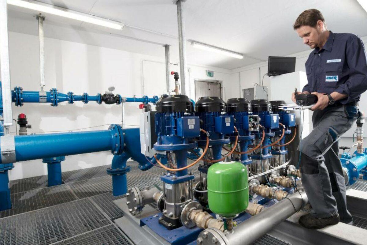 Fiabilisation des pompes : un nouvel outil de maintenance prédictive 4.0