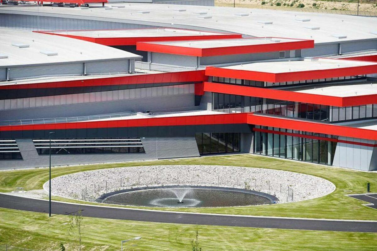 SEW USOCOME investit 70 millions d'euros dans l'extension de son usine de Brumath