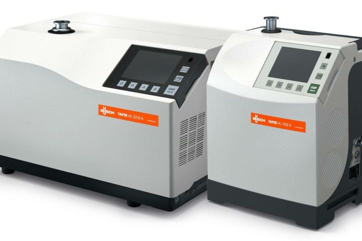 Nouveaux détecteurs de fuites utilisant l'hélium et l'hydrogène pour les systèmes de vide